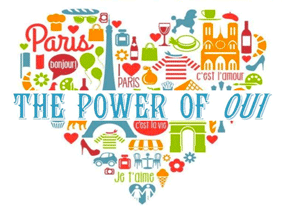 Spring Online Auction - The Power of Oui!